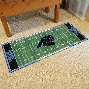 NFL - Carolina Panthers Runner 30x72
