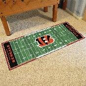 NFL - Cincinnati Bengals Runner 30x72