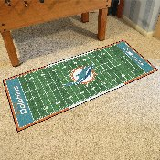 NFL - Miami Dolphins Runner 30x72