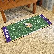 NFL - Minnesota Vikings Runner 30x72