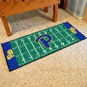 Pittsburgh NCAA Football Runner 30x72