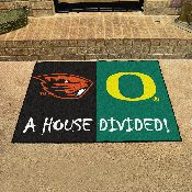Oregon - Oregon State House Divided Rugs 33.75x42.5