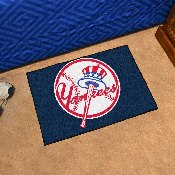 MLB - New York Yankees Alternate Logo Starter Rug 19x30