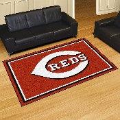 MLB - Cincinnati Reds Rug 5'x8'