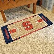 Syracuse Basketball Court Runner 30x72