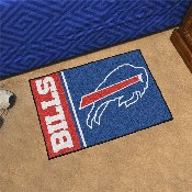 NFL - Buffalo Bills Uniform Inspired Starter Rug 19x30