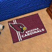 NFL - Arizona Cardinals Uniform Inspired Starter Rug 19x30