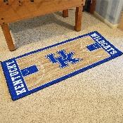 Kentucky Basketball Court Runner 30x72