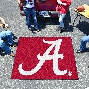 Alabama Tailgater Rug 5'x6'