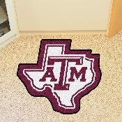 Texas A&M Mascot Mat