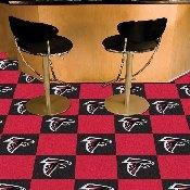 NFL - Atlanta Falcons Carpet Tiles 18x18 tiles