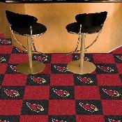 NFL - Arizona Cardinals Carpet Tiles 18x18 tiles
