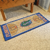 Florida Basketball Court Runner 30x72