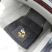NFL - Minnesota Vikings Heavy Duty 2-Piece Vinyl Car Mats 17x27