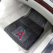 MLB - Los Angeles Angels Heavy Duty 2-Piece Vinyl Car Mats 17x27