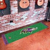 NFL - Baltimore Ravens PuttingNFL - Green Runner
