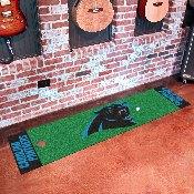 NFL - Carolina Panthers PuttingNFL - Green Runner