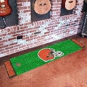 NFL - Cleveland Browns PuttingNFL - Green Runner