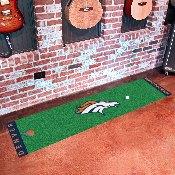 NFL - Denver Broncos PuttingNFL - Green Runner