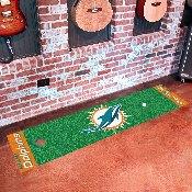 NFL - Miami Dolphins PuttingNFL - Green Runner