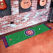 MLB - Chicago Cubs Putting Green Runner