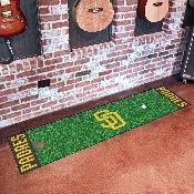 MLB - San Diego Padres Putting Green Runner