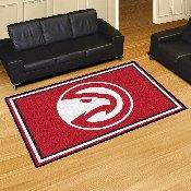 NBA - Atlanta Hawks Rug 5'x8'