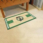 NBA - Boston Celtics Large Court Runner 29.5x54