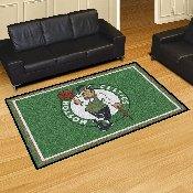 NBA - Boston Celtics Rug 5'x8'