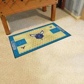 NBA - Charlotte Hornets Large Court Runner 29.5x54
