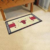 NBA - Chicago Bulls Large Court Runner 29.5x54
