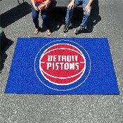 NBA - Detroit Pistons Ulti-Mat 5'x8'