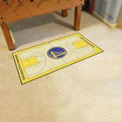 NBA - Golden State Warriors Large Court Runner 29.5x54