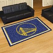 NBA - Golden State Warriors Rug 5'x8'