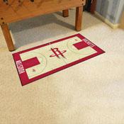 NBA - Houston Rockets Large Court Runner 29.5x54