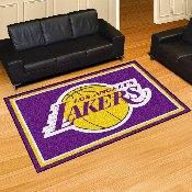 NBA - Los Angeles Lakers Rug 5'x8'