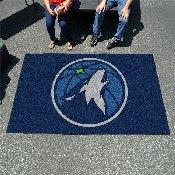 NBA - Minnesota Timberwolves Ulti-Mat 5'x8'