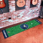 NBA - Minnesota Timberwolves Putting Green Runner