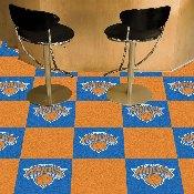 NBA - New York Knicks Carpet Tiles 18x18 tiles