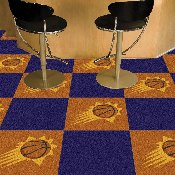 NBA - Phoenix Suns Carpet Tiles 18x18 tiles