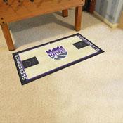 NBA - Sacramento Kings Large Court Runner 29.5x54
