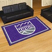 NBA - Sacramento Kings Rug 5'x8'