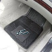 NBA - San Antonio Spurs Heavy Duty 2-Piece Vinyl Car Mats 17x27