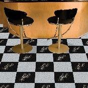 NBA - San Antonio Spurs Carpet Tiles 18x18 tiles