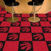 NBA - Toronto Raptors Carpet Tiles 18x18 tiles