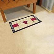 NBA - Chicago Bulls NBA Court Runner 24x44