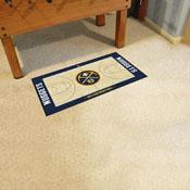 NBA - Denver Nuggets NBA Court Runner 24x44