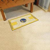 NBA - Golden State Warriors NBA Court Runner 24x44