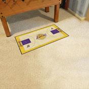 NBA - Los Angeles Lakers NBA Court Runner 24x44
