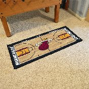 NBA - Miami Heat NBA Court Runner 24x44